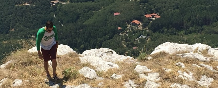 me and irpinia below